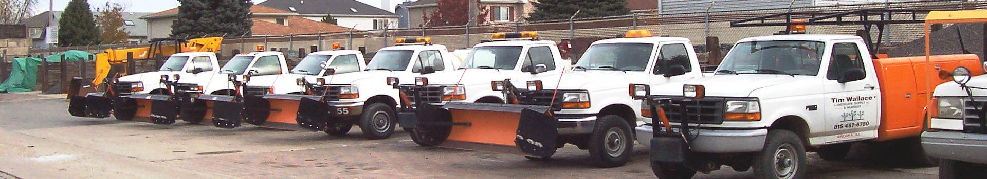 Commercial Snow Plowing and Salting